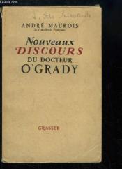 Nouveaux Discours du Docteur O'Grady. - Couverture - Format classique