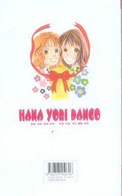 Hana yori dango t.20 - 4ème de couverture - Format classique