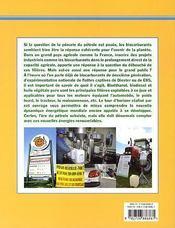 Biocarburants Questions-Reponses - 4ème de couverture - Format classique