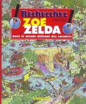 Zoe Et Zelda Dans Le Monde Delirant Des Vacances - Intérieur - Format classique