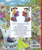 Zoe Et Zelda Dans Le Monde Delirant Des Vacances - 4ème de couverture - Format classique