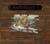 Naufrages! - Couverture - Format classique