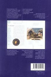 Symboles et allégories - 4ème de couverture - Format classique