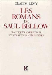 Romans De Saul Bellow.(Les) - Couverture - Format classique