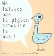Ne laissez pas le pigeon conduire le bus - Intérieur - Format classique