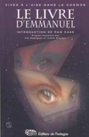 Le livre d'emmanuel - Couverture - Format classique