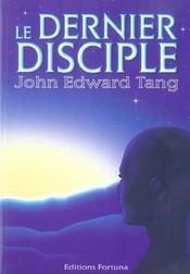 Le dernier disciple - Intérieur - Format classique