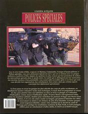 Polices Speciales - 4ème de couverture - Format classique