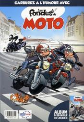 Les fondus de moto ; le quiz - 4ème de couverture - Format classique