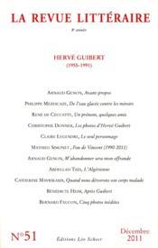 La Revue Litteraire N.51 - Couverture - Format classique