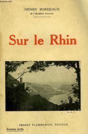 Sur Le Rhin. - Couverture - Format classique