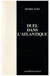 Duel dans l'atlantique - Couverture - Format classique