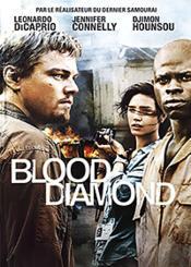 Blood Diamond - Couverture - Format classique