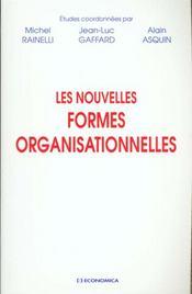 Les Nouvelles Formes Organisationnelles - Intérieur - Format classique