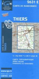 Thiers - Couverture - Format classique