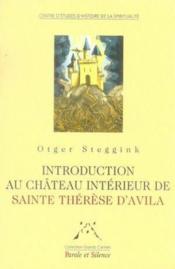 Introduction au château intérieur de sainte thérèse d'avila - Couverture - Format classique