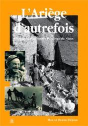 L'Ariège d'autrefois - Couverture - Format classique