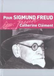 Pour Sigmund Freud - Couverture - Format classique