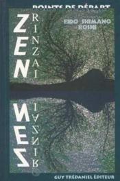 Le Zen Rinzai - Couverture - Format classique