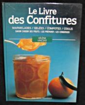 Le Livre Des Confitures - Couverture - Format classique