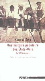 Une histoire populaire des etats unis - Intérieur - Format classique