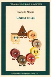 Chams et Leil - Intérieur - Format classique
