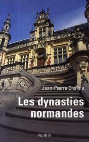 Les dynasties normandes - Couverture - Format classique