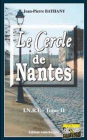 Le cercle de Nantes t.2 ; I.N.R.I. - Couverture - Format classique