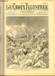 LA CROIX ILLUSTREE N° 91 - Troisième année - La catastrophe du 31 Août à la Martinique (dessin de Carrier). - Couverture - Format classique