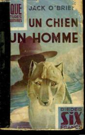 Un Chien Un Homme - Silver Chief - Couverture - Format classique