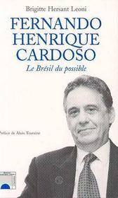 Fernando henrique cardoso - le bresil du possible - Intérieur - Format classique