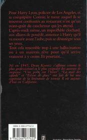 Les Larmes Du Dragon - 4ème de couverture - Format classique