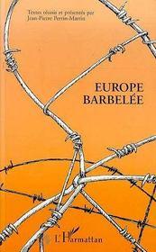 Europe Barbelee - Intérieur - Format classique