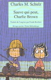 Sauve Qui Peut, Charlie Brown - Intérieur - Format classique
