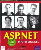 Wrox Asp.Net Professionnel - Intérieur - Format classique