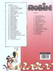 Léonard t.1 ; Léonard est un génie - 4ème de couverture - Format classique