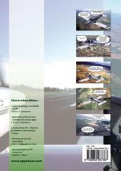 Le voyage aéronautique ; performances, préparation et réalisation du vol - 4ème de couverture - Format classique