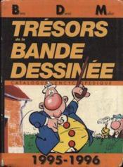 Tresors bande dessinee 95/96 - Couverture - Format classique