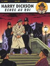 Harry Dickson T.7 ; Echec Au Roi - Intérieur - Format classique