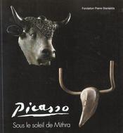 Picasso-Sous Le Soleil De Mithra-Broche - Intérieur - Format classique