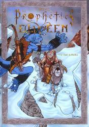 Les prophéties Elween T.1 ; le chant du Kharilion - Intérieur - Format classique