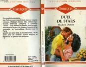 Duel De Star - Love Gamble - Couverture - Format classique