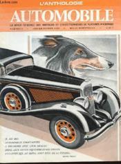 L'Anthologie De L'Automobile N°9 - Couverture - Format classique
