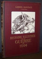 Histoire illustrée de la guerre de 1914, Tome Trosième (3) - Couverture - Format classique