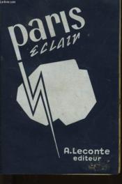 Nomenclature Des Rues De Paris - Couverture - Format classique