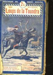 Les Loups De La Toundra - Couverture - Format classique