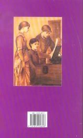 Edward Burne-Jones - 4ème de couverture - Format classique