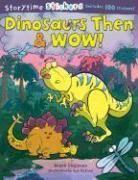 Dinosaurs Then & Wow ! - Couverture - Format classique