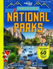 America's national parks kids 1ed -anglais- (édition 2019) - Couverture - Format classique