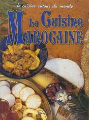 La cuisine marocaine - Intérieur - Format classique